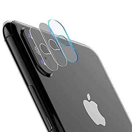 Amazon Com Casetego Compatible Iphone Xs Max Camera Lens Protector