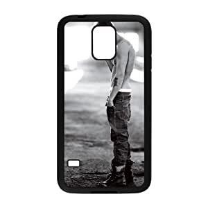 SamSung Galaxy S5 I9600 2D DIY Phone Back Case with Justin Bieber Image