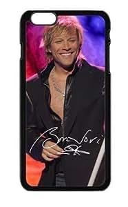 Alexgeorge jon bon jovi Custom Phone Case Cover For Apple Iphone 6 Plus(5.5 inch)