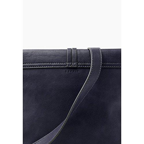 ESPRIT - Bolso cruzados para mujer One size azul marino