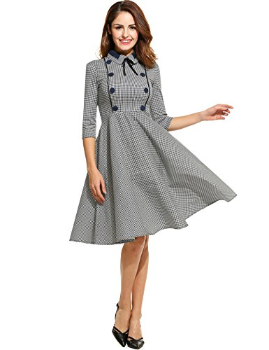 Beaded Silk Lace Pleated Dress - 3