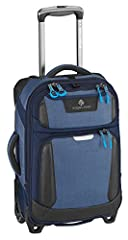 Eagle Creek is proud to introudce there new line of the Exploration Series. Tarmac International Carry-On was composed with intense durability to handle the rigors of long distance journeys of international explorations. Rugged, secure, and c...