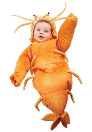 Shrimp Bunting Costume (Toddler Shrimp Halloween Costume)