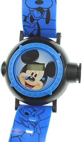 Mickey Mouse Kid's Digital Projection Watch MK1283