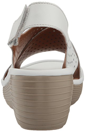 1197dd5b3652 Clarks Women s Reedly Variel Wedge Sandal - Import It All