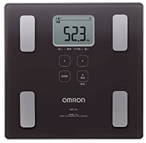 Omron KARADA Scan Body Composition & Scale | HBF-214-BW (Japanese Import)