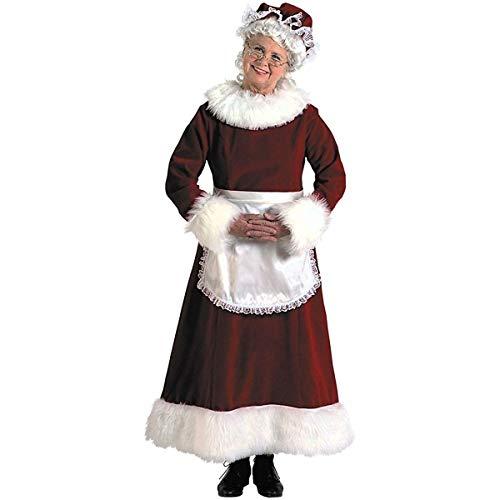 Halco Womens Mrs. Claus Costume