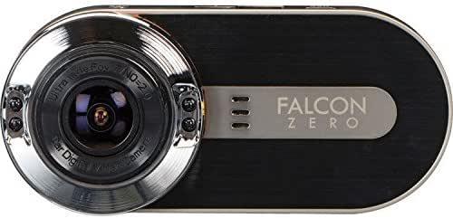 FalconZero F170HD+ DashCam 1080P 170° Viewing Angle microSD Card Included FULL HD