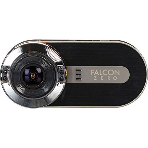 FalconZero F170HD+ GPS DashCam 1080P 170° Viewing Angle32GB microSD Card Included FULL HD