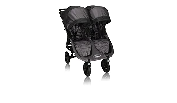 MINI Cochecito GT Doble Baby Jogger City (Negro): Amazon.es ...