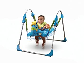 152cadcdd Amazon.com   Fisher-Price Galloping Fun Jumperoo (Discontinued by ...