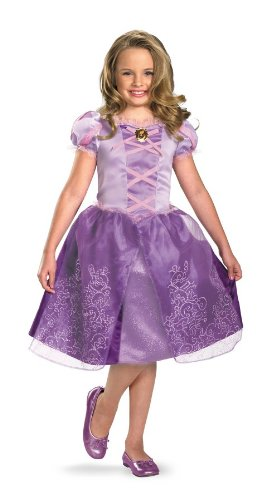 with Rapunzel Costumes design