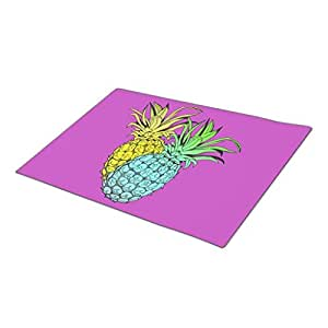 WYD-A Fruit Fall Doormats Blank One size Tropical