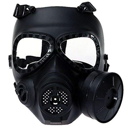 WMX-Tactics M04 Airsoft Paintball Protective Full Face Toxic