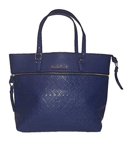 Valentino , Pochette pour femme Bleu bleu