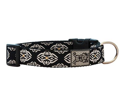 rc-pet-products-1-inch-adjustable-dog-collar-medium-vogue