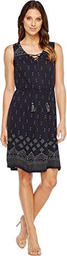beaded crochet dress - 8
