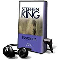 Insomnia [With Earbuds] (Playaway Adult Fiction)