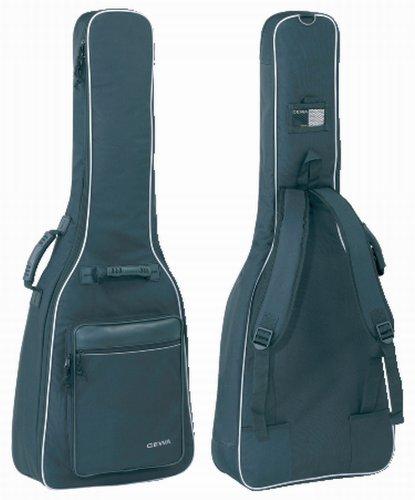 GEWA GigBag für 4/4 Konzertgitarren, reißfest und wassergeschützt, 12 mm High Density Polsterung