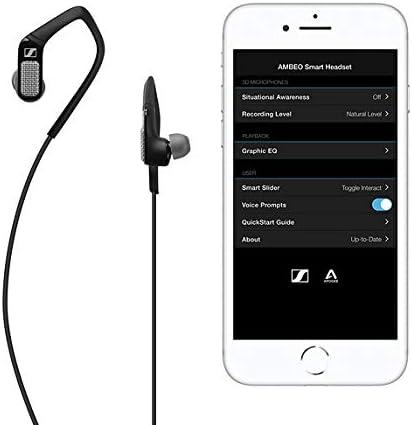 Sennheiser Ambeo Smart Headset iOS, f/ür 3D-Videosound
