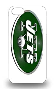 Rugged Skin 3D PC Case Cover For Iphone 5/5s Eco Friendly Packaging NFL New York Jets Logo ( Custom Picture iPhone 6, iPhone 6 PLUS, iPhone 5, iPhone 5S, iPhone 5C, iPhone 4, iPhone 4S,Galaxy S6,Galaxy S5,Galaxy S4,Galaxy S3,Note 3,iPad Mini-Mini 2,iPad Air )