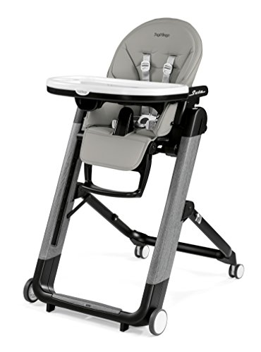 Peg Perego Siesta Ambiance High Chair, Ambiance Grey