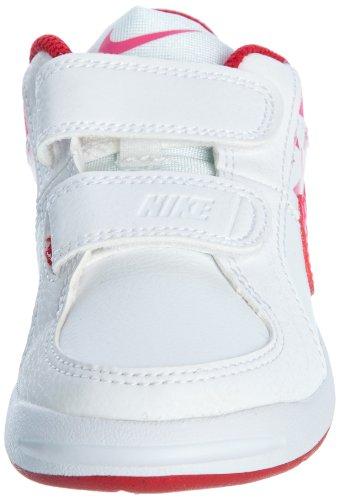 Nike Schuhe Kinder Mädchen Pico 4 (psv) White/vivid pink-gym red