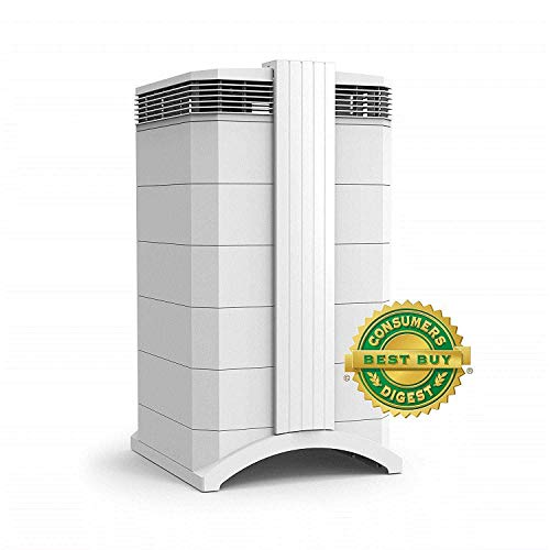 IQAir [HealthPro Plus Air Purifier] Medical-Grade Air [HyperHEPA...