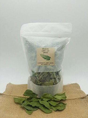 ORGANIC Dried Curry Leaves in USA | (1 oz)