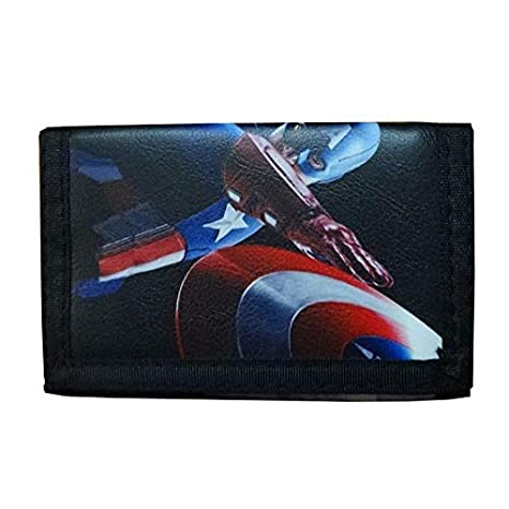 Amazon.com: Anime Hero Spiderman Wallets Cartoon Style ...
