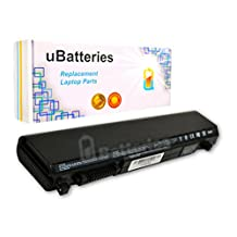 UBatteries Laptop Battery Toshiba Tecra R950-038 - 6 Cell, 5200mAh