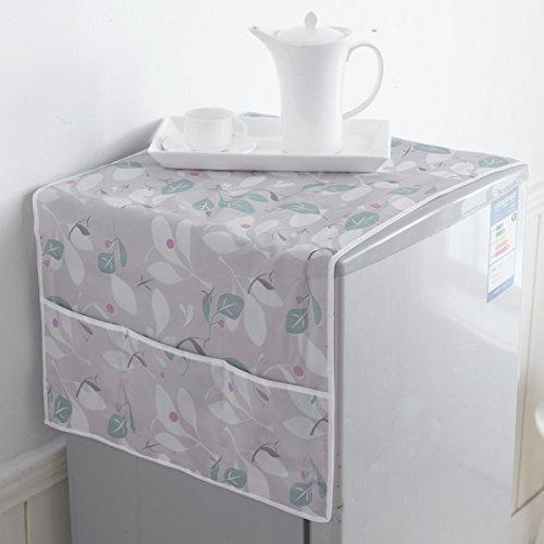 Funda para frigorífico con bolsa de almacenamiento, multiusos ...