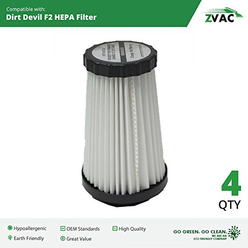 dirt devil f2 filter washable - 3