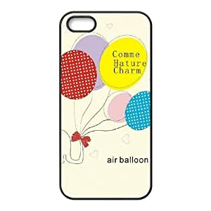 Iphone 5,5S 2D DIY Phone Back Case with Balloons Image
