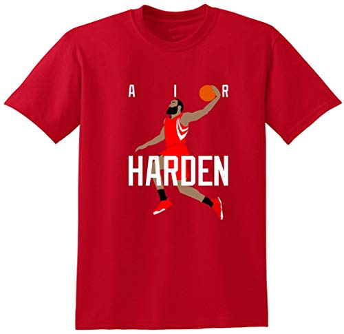 RED Houston Harden Air Pic T-Shirt Adult