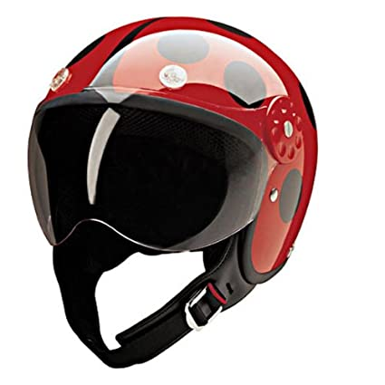 HCI-15 Lady Bug Scooter Helmet L