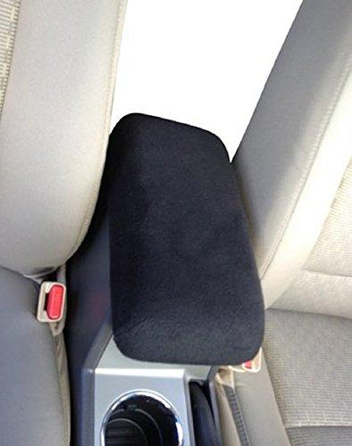 Fits Kia Sedona 2016-2017 Minivan Auto Armrest Covers For Center Console Lid (Center Console Cover) Will Protect New or Restore Worn Out Consoles Kia Sedona Minivan