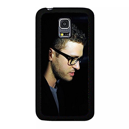 Handsome Smart Pop R&B Singer Justin Timberlake Phone hülle Handyhülle Cover for Samsung Galaxy S5 Mini Justin Timberlake Nice,Telefonkasten SchutzHülle