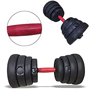 Generic - Juego de Mancuernas para bíceps y bíceps (20 kg, Vinilo ...