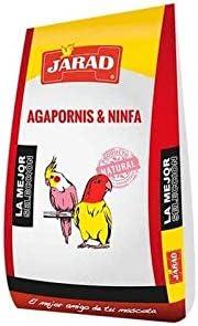 JARAD Mixtura Cotorritas y Ninfas 25 kg.