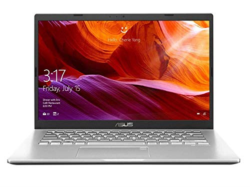 ASUS VivoBook 14 X409JA-EK591T 14.0-inch Laptop (10th Gen Core i5-1035G1/8GB/512GB SSD/Windows 10 Home (64bit)/Integrated Intel UHD Graphics), Transparent Silver