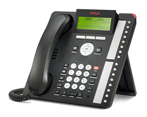Avaya 1616-I IP Phone with Icon Keys (Certified Refurbished)
