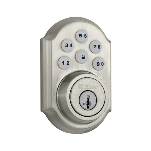Kwikset 910 Z-Wave SmartCode Electronic Touchpad Deadbolt Works with Amazon Alexa via SmartThings Wink or Iris featuring SmartKey in Satin Nickel  sc 1 st  Amazon.com & ADT Pulse: Amazon.com