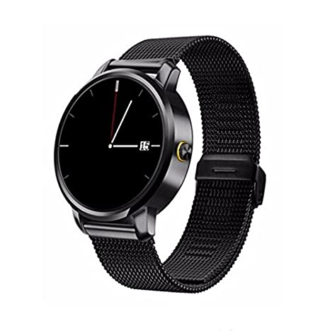 Amazon.com: 2016 New Round Smart Watch V360 Camera Bluetooth ...