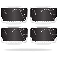 Skin For Blade Chroma Drone Battery (4 pack) – Constellations | MightySkins Protective, Durable, and Unique Vinyl Decal wrap cover | Easy To Apply, Remove, and Change Styles | Made in the USA