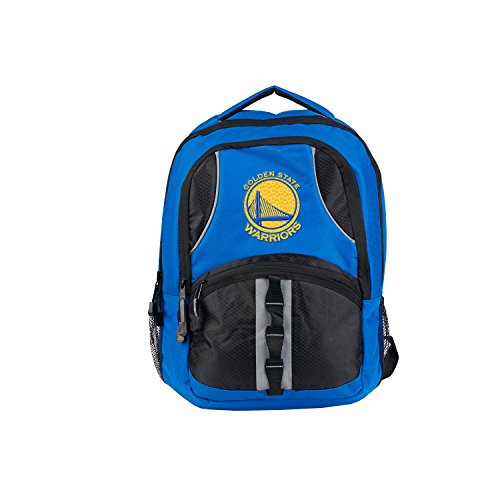 Officially Licensed NBA Golden State Warriors Captain Backpack]()