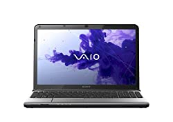 Sony VAIO E Series SVE15135CXS 15.5-Inch Laptop (Silver)