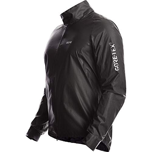 GORE Wear C5 Men's Cycling Jacket GORE-TEX SHAKEDRY, L, -