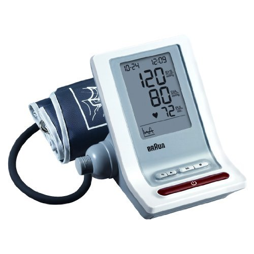 Braun ExactFit Upper Arm Blood Pressure Monitor