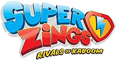Bl/íster Pizza Mission 3 Superzings Serie 3